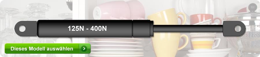 Gasdruckfedern für Küchenschränke - Modell 2
