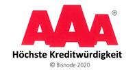 AAA Rating seit mehr als 10 Jahren